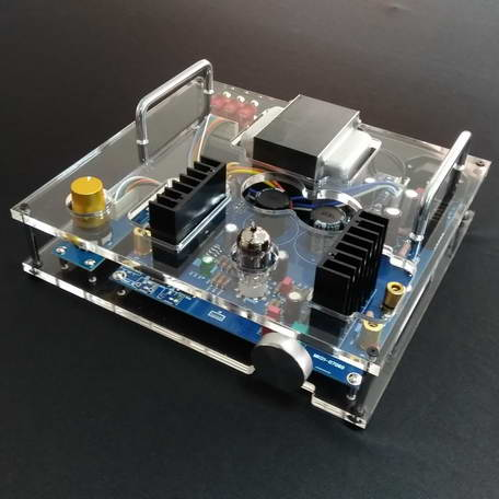 SFX-103前管後晶擴大機(代組裝版)