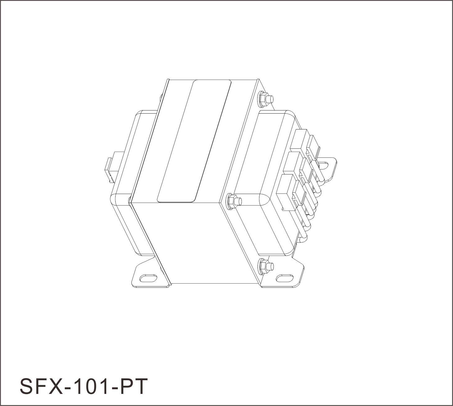 PT電源變壓器(SFX-101適用)